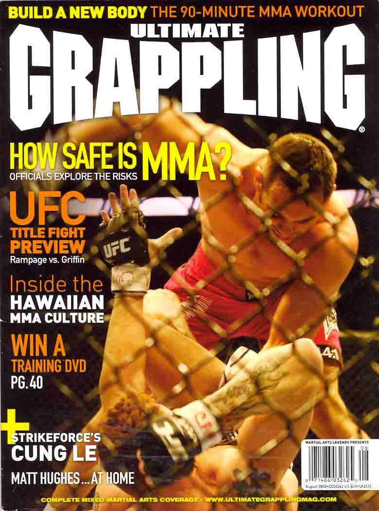 08/08 Ultimate Grappling
